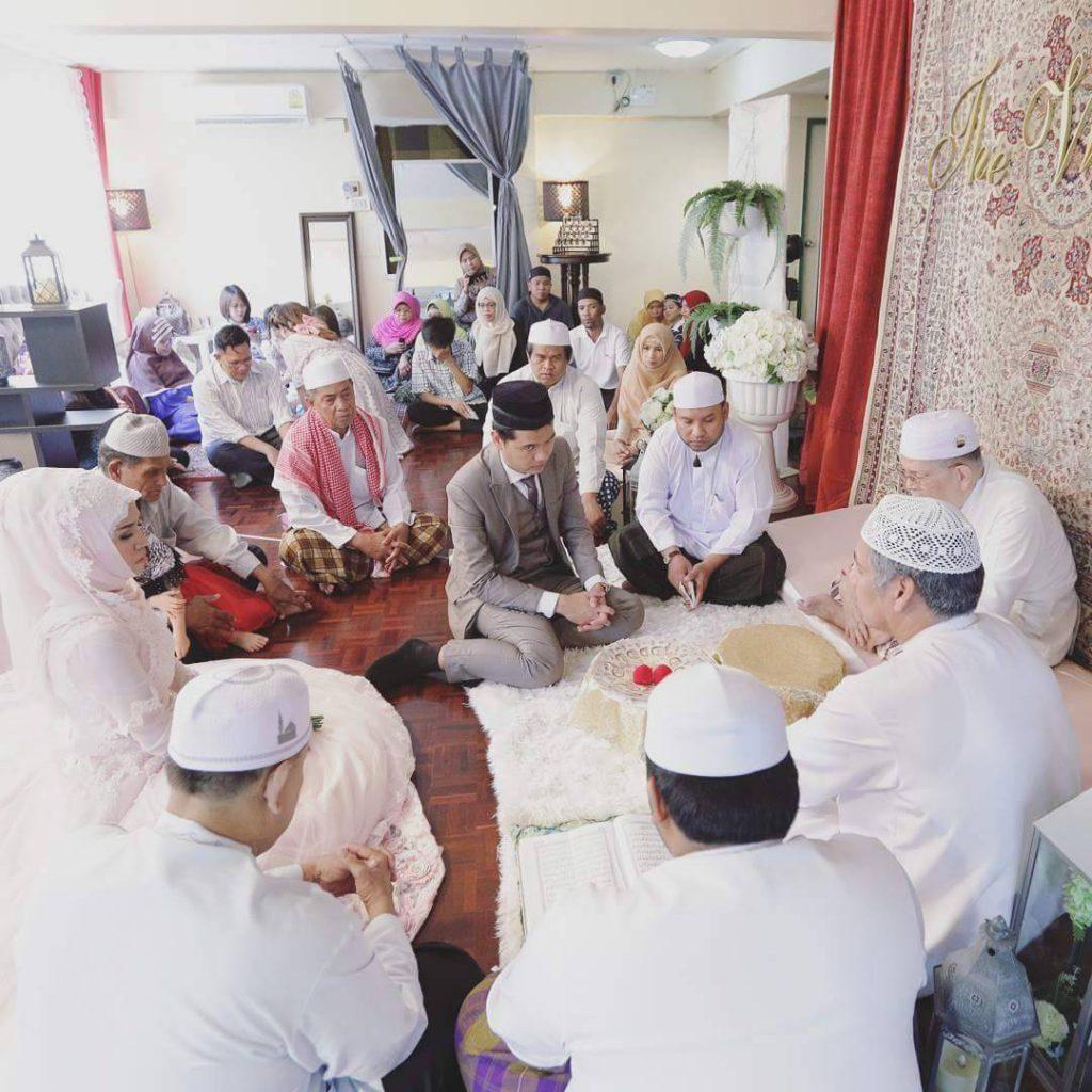 พิธีแต่งงานอิสลาม พิธีนิกะห์