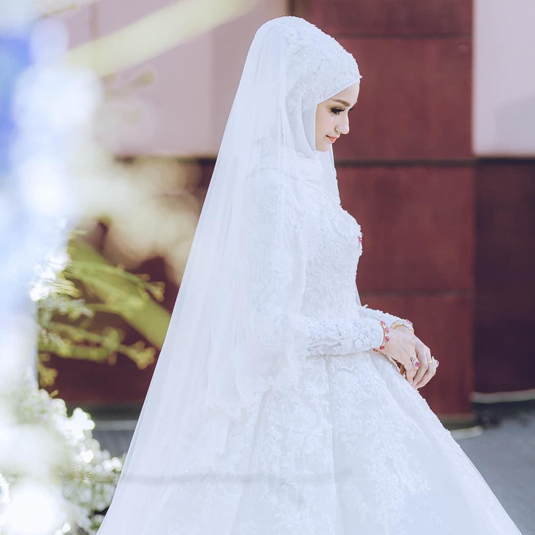 ชุดแต่งงานอิสลาม ชุดเจ้าสาวมุสลิม ชุดเจ้าสาวอิสลาม