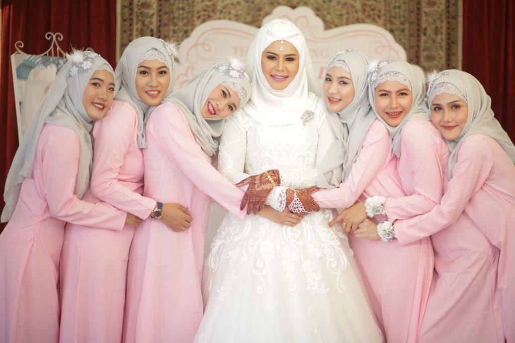 ชุดแต่งงานอิสลาม จัดงานแต่งงานอิสลาม นิกะห์ แต่งงานอิสลาม