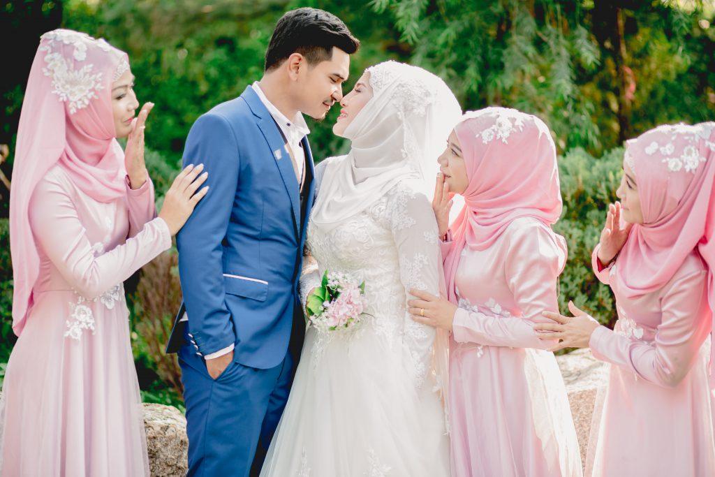 ถ่ายภาพแต่งงานอิสลาม พรีเว็ดดิ้ง พรีเว็ดดิ้งอิสลาม
