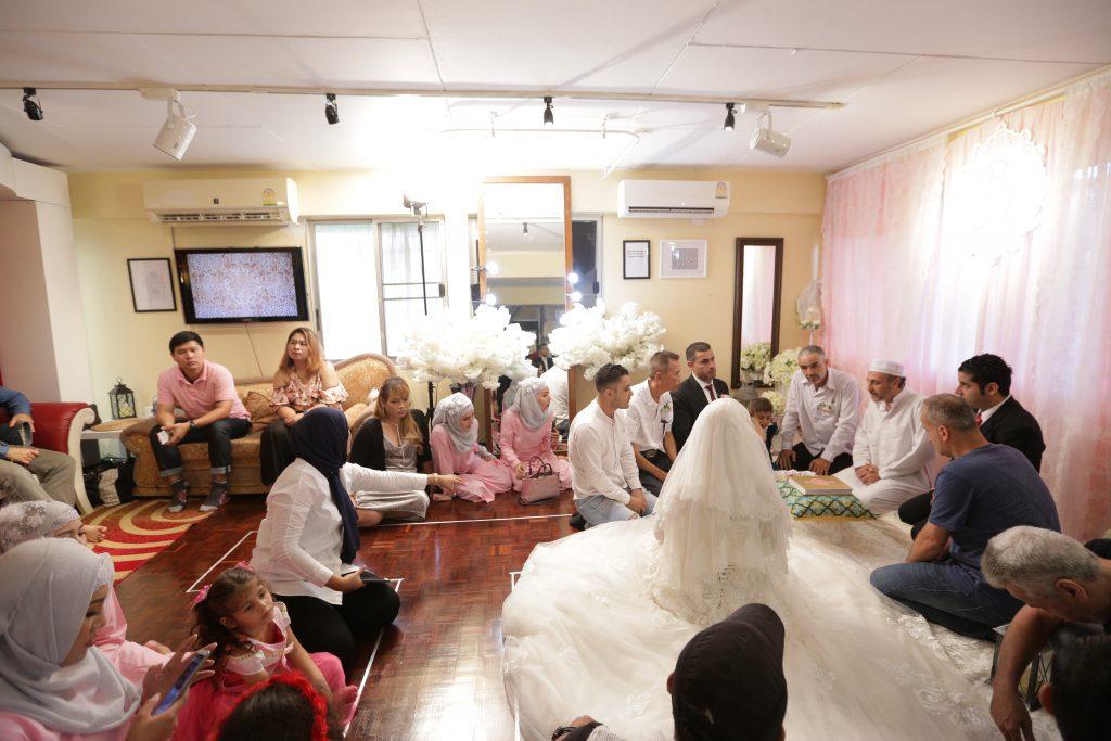 จัดงานแต่งงานอิสลาม นิกะห์ แต่งงานอิสลาม