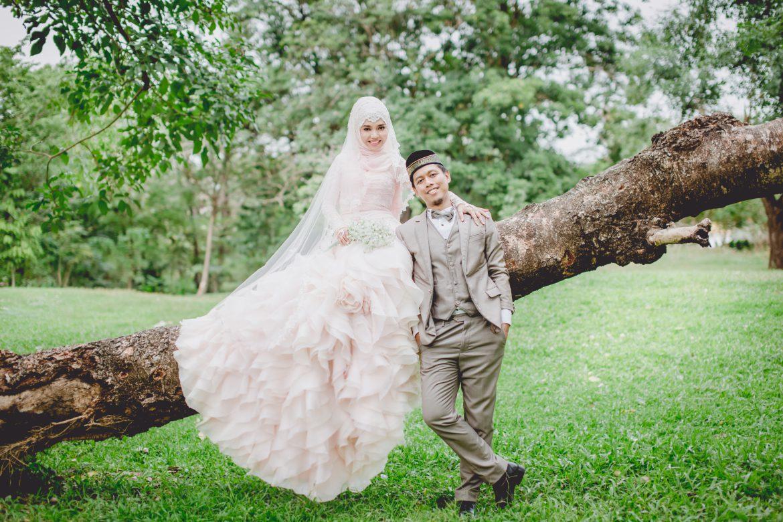 ถ่ายภาพแต่งงานอิสลาม